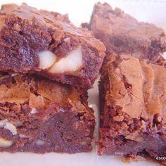 CHOCOLATE MUD CAKE | Escola de Bolo
