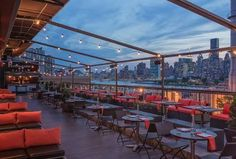 The rooftop at Penthouse808
