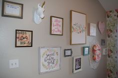 Gallery Wall Tip: St