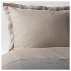 IKEA - MALOU, Duvet cover and pillowsham(s), Full/Queen (Double/Queen), , Twin includes 1 Queen pillowsham, Full/Queen includes 2 Queen pillowshams and King includes 2 King pillowshams.
