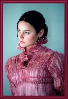Bright Star  Jane Campion presents Keats' muse Fanny Brawne (Abby Cornish) in the film as a fashion designer ahead of her time, and her costumes are amazingly unique.