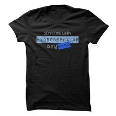 Hydrocephalus Awareness Tee