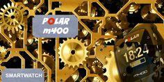 Polar m400 smartwatch