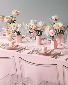 Simply pretty wedding pinterest south african weddings table see the embrace one color in our 8 unique wedding ideas gallery yesnomaybe junglespirit Image collections