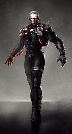 Culexus Assassin by Brant-loser