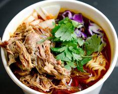 Birria Ramen - Whisks and Mics Beef Ramen Noodle Recipes, Ramen Noodles, Beef Recipes, Mexican Dishes, Mexican Food Recipes, Ethnic Recipes, Recipe For Birria, Epic Meal Time, Raspberry Recipes