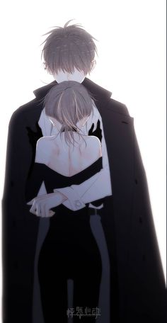 Manhwa [Love never fails] Anime Couple Love, Couple Anime Manga, Couple Amour Anime, Anime Cupples, Romantic Anime Couples, Cute Couple Art, Anime Couples Drawings, Art Anime, Anime Couples Manga