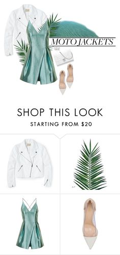 """""""Untitled #1584"""" by contrary-to-ordinary ❤ liked on Polyvore featuring Nika, Topshop and Gianvito Rossi"""