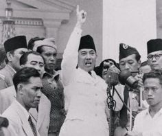 Soekarno speech