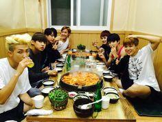 Happy Family #BTS