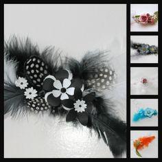Wrist corsage for Prom night or Weddings par FleursDePapierHelene, $20.00