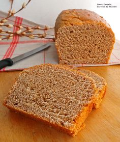 Cómo hacer pan de caja integral en tu casa. Con fotos del paso a paso y consejos de degustación