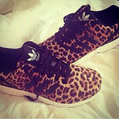 Leopard Adidas #sneakers More