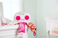 Keep your little one entertained with this kooky-cute octopus! Diy Projects Videos, Sewing Projects, Cute Octopus, Little Blessings, Commercial Photography, Baby Accessories, Hobby Lobby, Nursery Decor, Entertaining