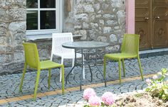 Papatya outdoor chair