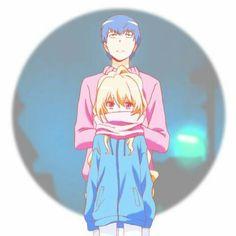 Imagem de anime, Taiga, and toradora