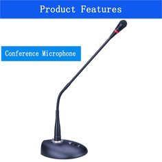 39.90$  Watch here - http://ali5hr.shopchina.info/1/go.php?t=1781739969 - Bil ED - 990 Professional Flexible Gooseneck Condenser Microphone Desktop Standing Conference Microphone High Sensitivity  #buyonline