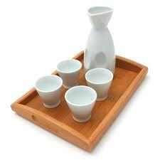 Japanese Food Expo with sake tasting