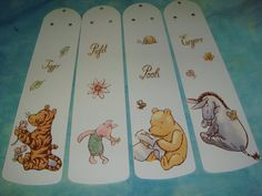 The fan we got for baby's room Custom Ceiling Fan Blades ~ Classic Winnie the Pooh & Friends Piglet Tigger Eeyore ~ Set of 4 Winnie The Pooh Nursery, Bear Nursery, Winnie The Pooh Friends, Disney Nursery, Baby Disney, Disney Cars, Eeyore, Tigger, Painted Fan Blades