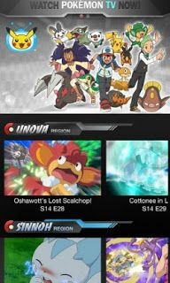 Pokemon TV para Android