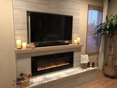 Look at this splendid %%KEYWORD%% - what a very creative theme Basement Fireplace, Family Room Fireplace, Home Fireplace, Fireplace Remodel, Fireplace Ideas, Living Room Tv, Living Room Remodel, Built In Electric Fireplace, Electric Fireplaces