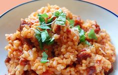 Découvrez notre recette de Risotto alla Napoletana parmi notre sélection des meilleures recettes de plats cuisinés Italiens.