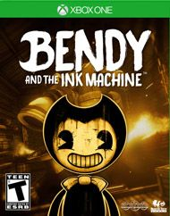 Boxshot Bendy And The Ink Machine Only At Gamestop By Rooster