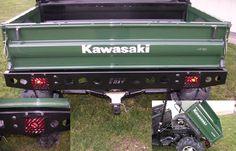 57 Best Kawasaki S On Pinterest Beauty Products Polaris. Utv Headquarters Kawasaki Mule 2500300030104010 Heavy Duty Rear Bumper. Kawasaki. Kawasaki Mule 3000 Radiator Hose Diagram At Scoala.co