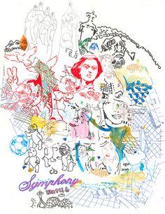Artist's Impressions: Barcelona Illustrations, Contemporary Art, Bullet Journal, Pearls, Barcelona, Cards, Illustration, Modern Art, Contemporary Artwork