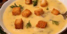 Supă-cremă de ciuperci – celebra supă cu gust demențial! - Retete Usoare Mashed Potatoes, Food And Drink, Pudding, Ethnic Recipes, Desserts, Cream, Fine Dining, Whipped Potatoes, Tailgate Desserts