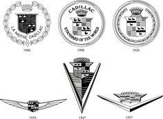 16 Best Cadillac Logos Images On Pinterest Car Logos Cadillac And