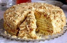 Portuguese Recipes 78854 This delicious 4 ingredient Portuguese creamy Maria biscuits cake recipe (bolo de bolacha Maria cremoso) is very easy to make and needs no baking. Tart Recipes, Cheesecake Recipes, Sweet Recipes, Baking Recipes, Cookie Desserts, No Bake Desserts, Dessert Recipes, Gourmet Desserts, Plated Desserts