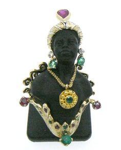 Gioielleria Oreficeria Dogale Venezia. Moretti Veneziani, gioielli fatti a mano. Jewelry Gold Dogale Venice. Moretti Venetians,, jewels handmade - RING