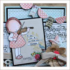 Little Bird card  4/21/2012  cateredcrop.com
