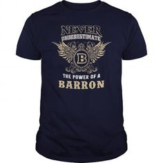nice BARRON Tee shirt, Hoodies Sweatshirt, Custom Shirts Check more at http://funnytshirtsblog.com/name-custom/barron-tee-shirt-hoodies-sweatshirt-custom-shirts.html
