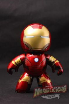 Iron Man Mighty Mugg // Marvelicious Toys - The Marvel Universe Toy & Collectibles Podcast