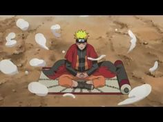 Naruto VS Pain - LP New Divide [HD]