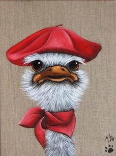 txabi The Effective Pictures We Offer You About robin Birds Drawing A quality picture can tell you m Bird Drawings, Animal Drawings, Drawing Birds, Acrylic Painting Canvas, Fabric Painting, Art Scratchboard, Art Fantaisiste, Art Mignon, Chicken Painting