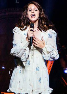 Lana Del Rey in Montreal 2014 #LDR