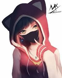 anime shadow cat