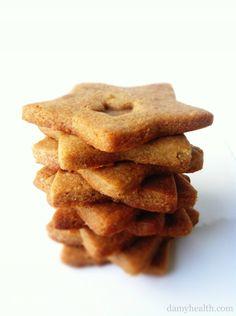 Healthy Sugar cookies (glutten free/grain free)