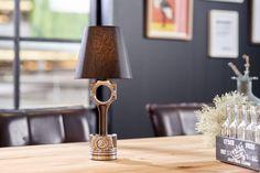 Kolben Pleuel Lampe