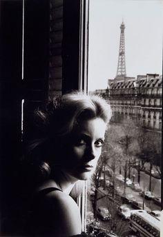 Catherine Deneuve Esquire Cover 1973 - Paris