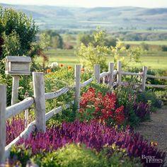 Modern english country garden for your backyard (17)