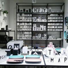 Wauw @designletters at Illums Bolighus ✔️