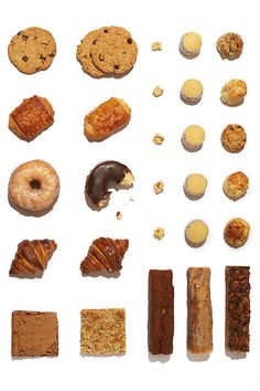 Food Pattern poster series created for Ninina Bakery in Buenos Aires, Argentina. Ninina Bakery, Food Patterns, Poster Series, Food Styling, Chocolate, Desserts, Anna, Behance, Tailgate Desserts