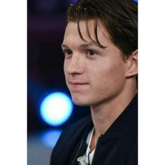 "Tom in ""El Hormiguero"", a Spanish show he visited when he was in Spain a few weeks ago!  Swipe to see the full gallery  @tomholland2013 