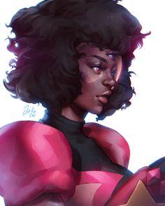 Garnet- Steven Universe
