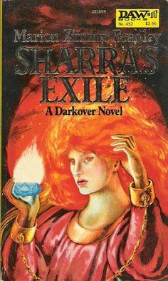 452 Marion Zimmer Bradley Sharra's Exile Hannah M.G. Shapero Oct-81 Darkover.#