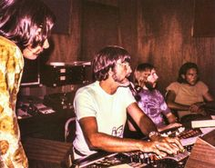 Dickey, Tom Dowd, Duane & Thom Doucette (1970)